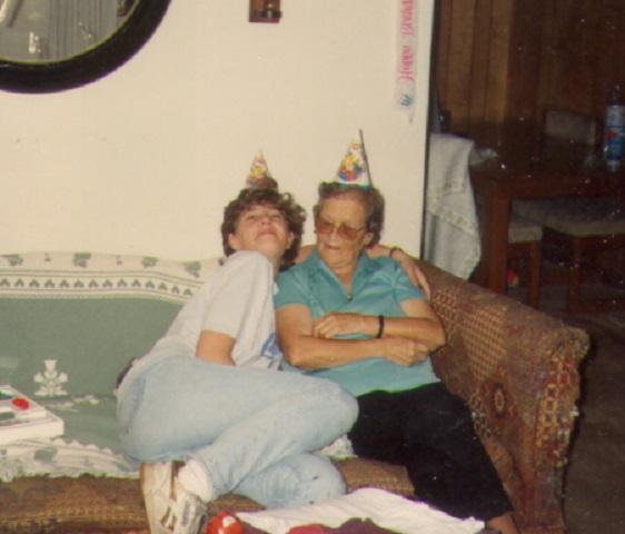 Suzie and Roma, 1991